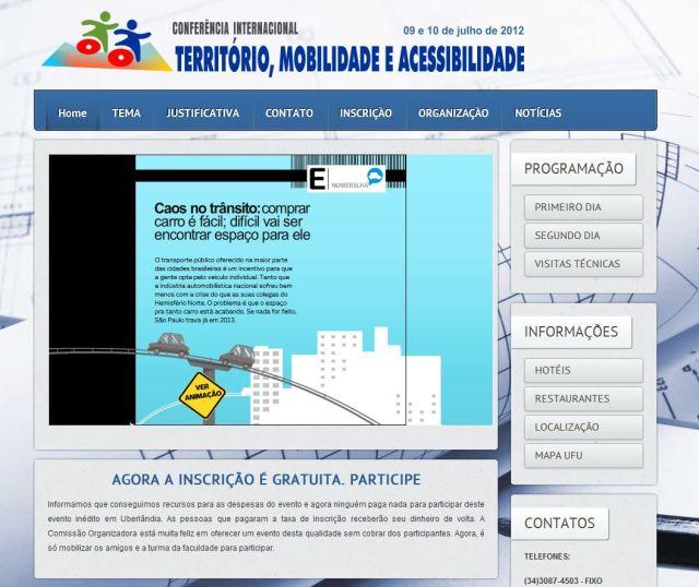 http://www.conferenciamobilidade.com.br/site/
